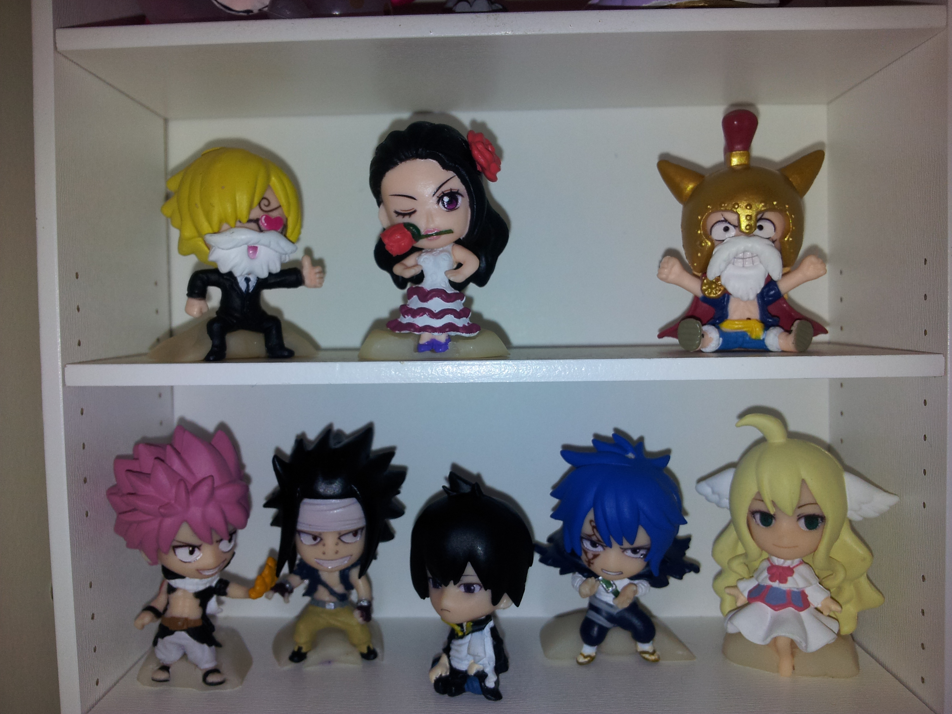 strap one_piece sanji bandai swing fairy_tail oda_eiichiro viola natsu_dragneel gajeel_redfox one_piece_dressrosa_#2_swing_set gladiator_lucy fairy_tail_swing_2 jellal_fernandes zeref mavis_vermilion