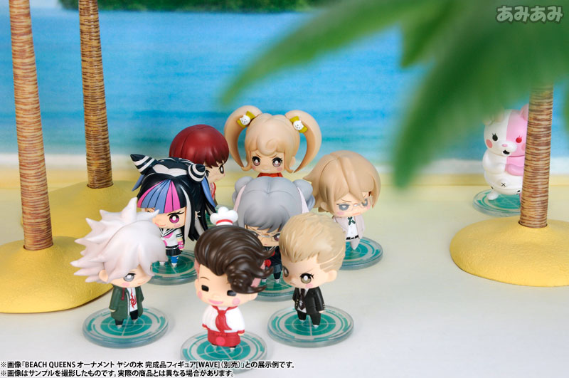 kotobukiya komaeda_nagito monomi togami_byakuya one_coin_mini_figure_collection spike_chunsoft saionji_hiyoko hanamura_teruteru koizumi_mahiru mioda_ibuki pekoyama_peko super_danganronpa_2:_sayonara_zetsubou_gakuen one_coin_mini_figure_collection_super_danganronpa_2_chapter_02 kuzuryu_fuyuhiko