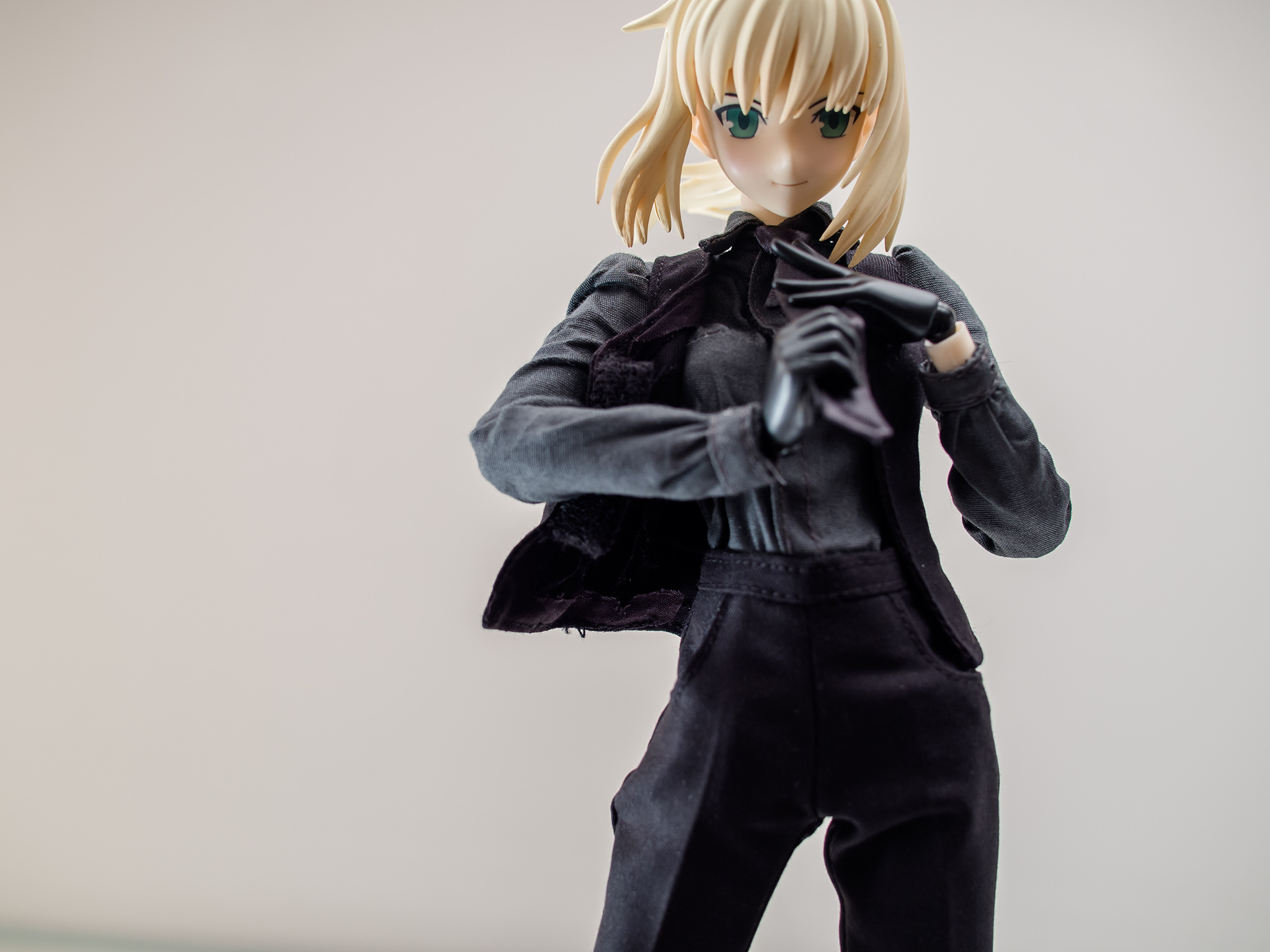saber type_moon medicom_toy fate/zero real_action_heroes perfect-studio akimoto_mieko