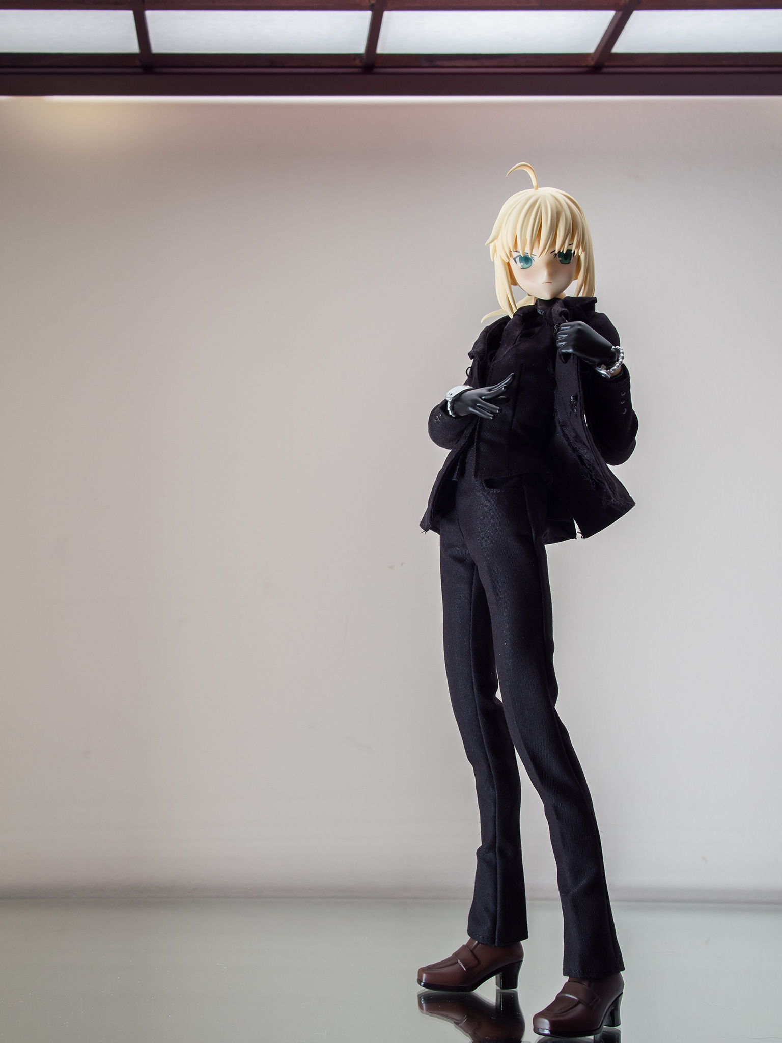 saber type_moon medicom_toy fate/zero real_action_heroes perfect-studio akimoto_mieko
