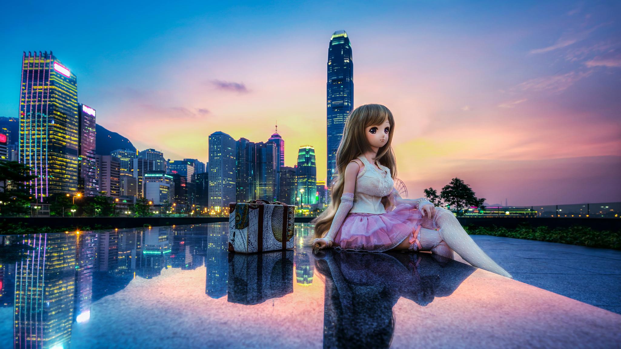 volks dollfie_dream morikawa_yuki white_album zoukei-mura misaki_serika
