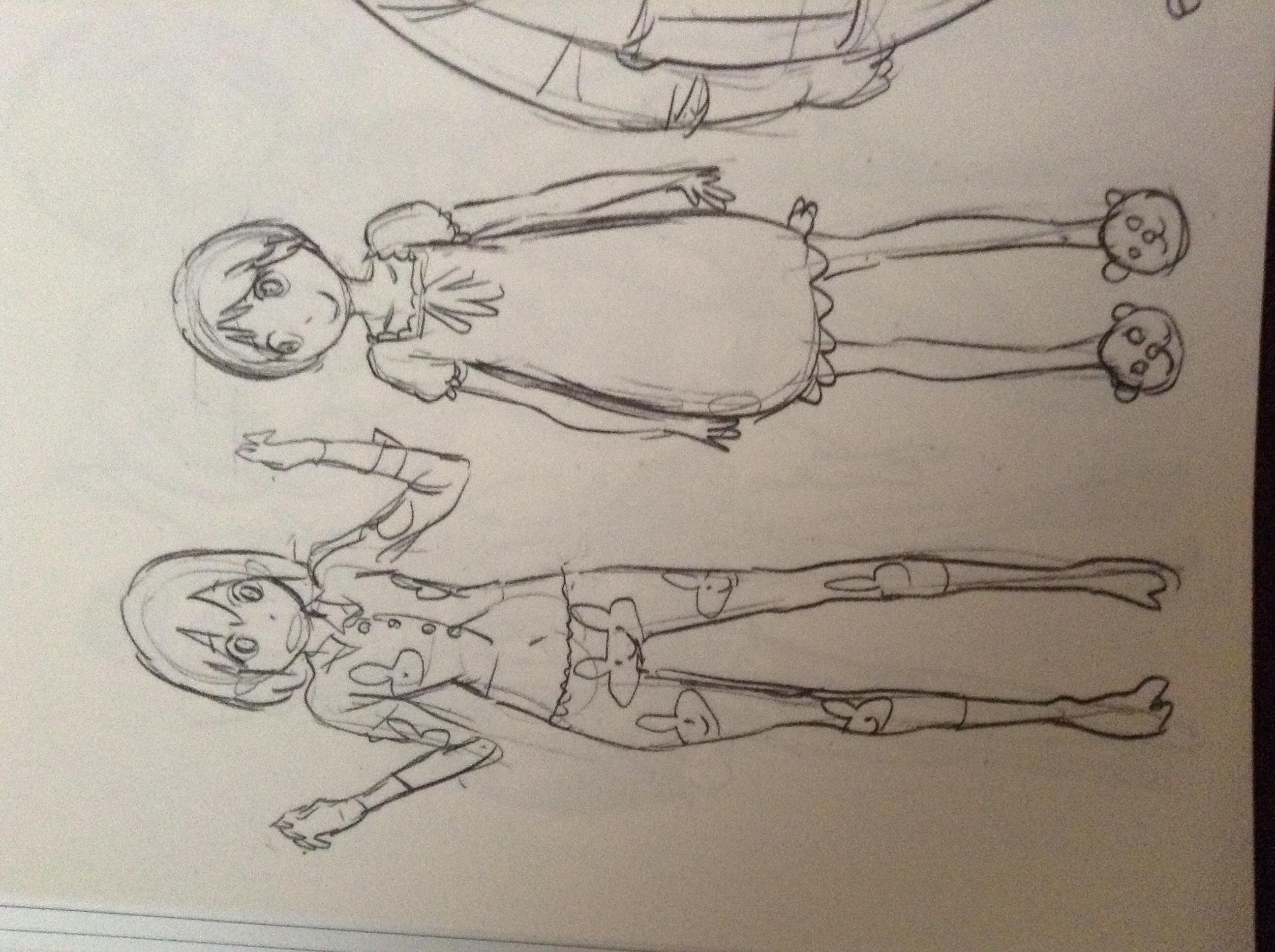 artbook doujinshi yoshinari_you imaishi_hiroyuki koyama_shigeto sushio kill_la_kill cemetery_hills amemiya_akira