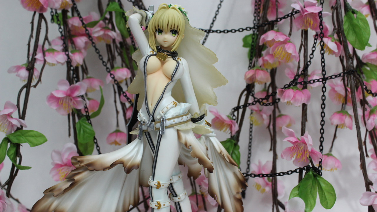 moon type_moon fate/extra_ccc saber_bride alphamax marvelous_aql