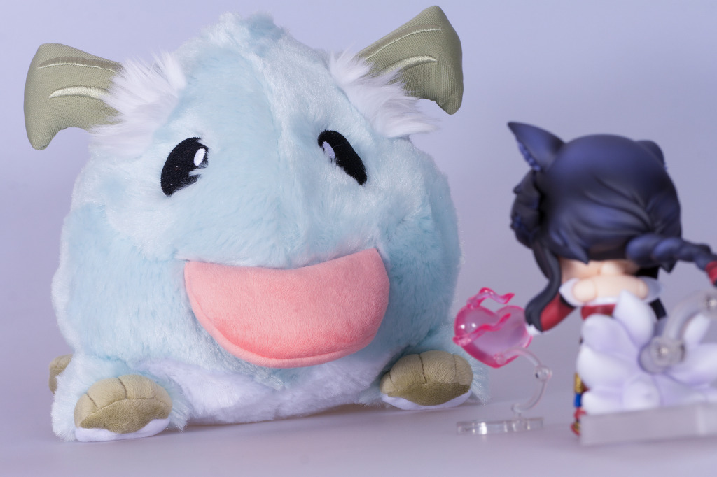 league_of_legends good_smile_company nendoroid ahri