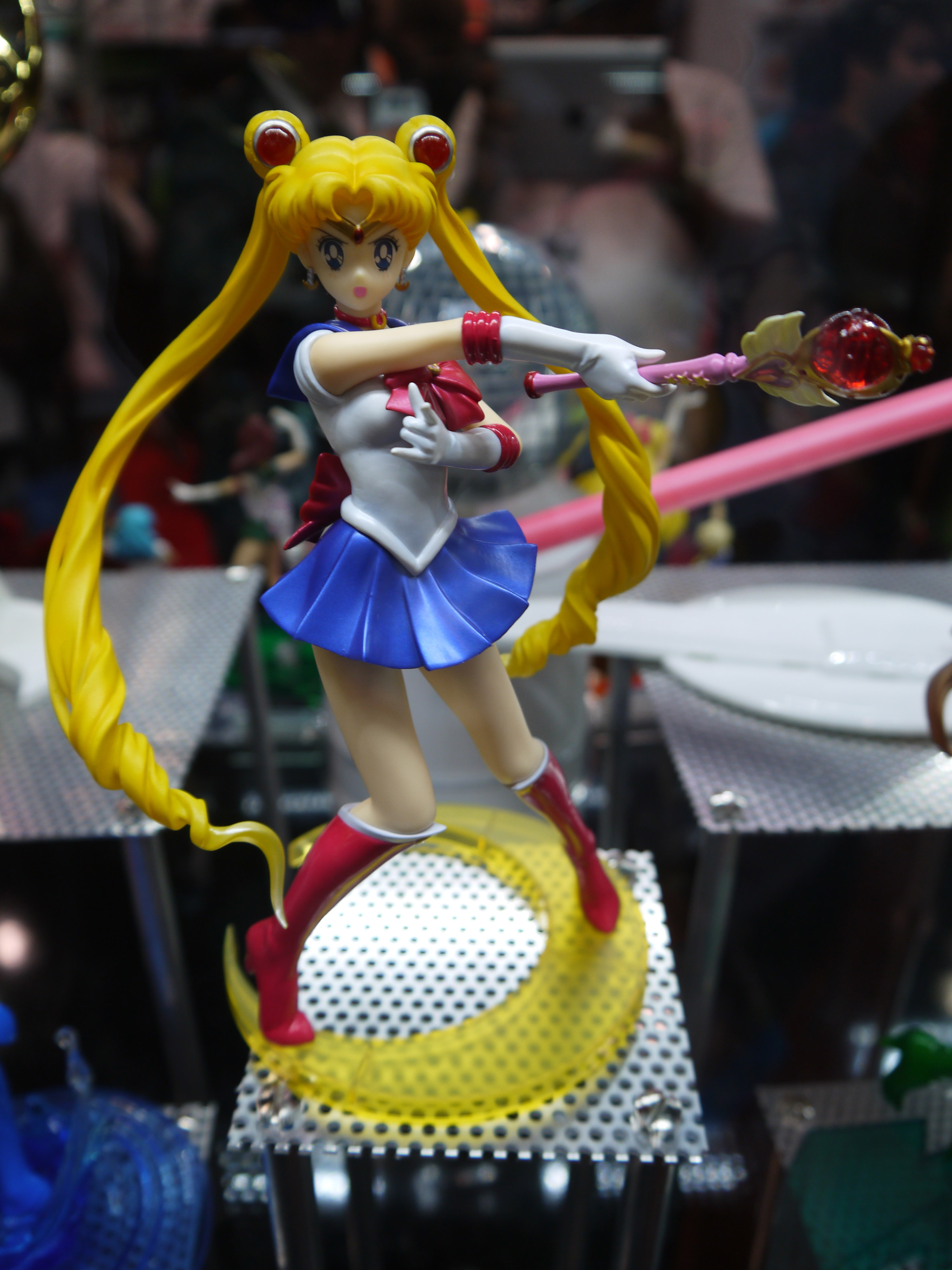 bishoujo_senshi_sailor_moon_r figuarts_zero toei_animation takeuchi_naoko volks bandai sailor_moon