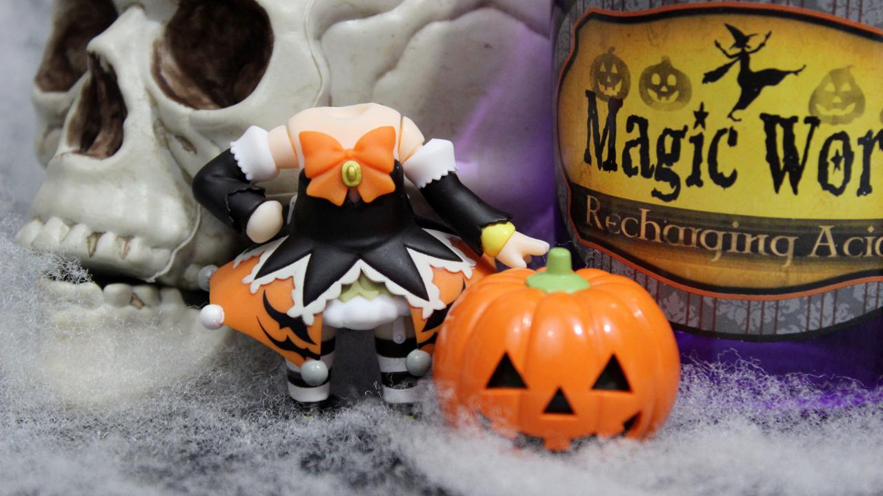 katahara_itashi suou nendoroid crypton_future_media nendoron good_smile_company hatsune_miku vocaloid halloween