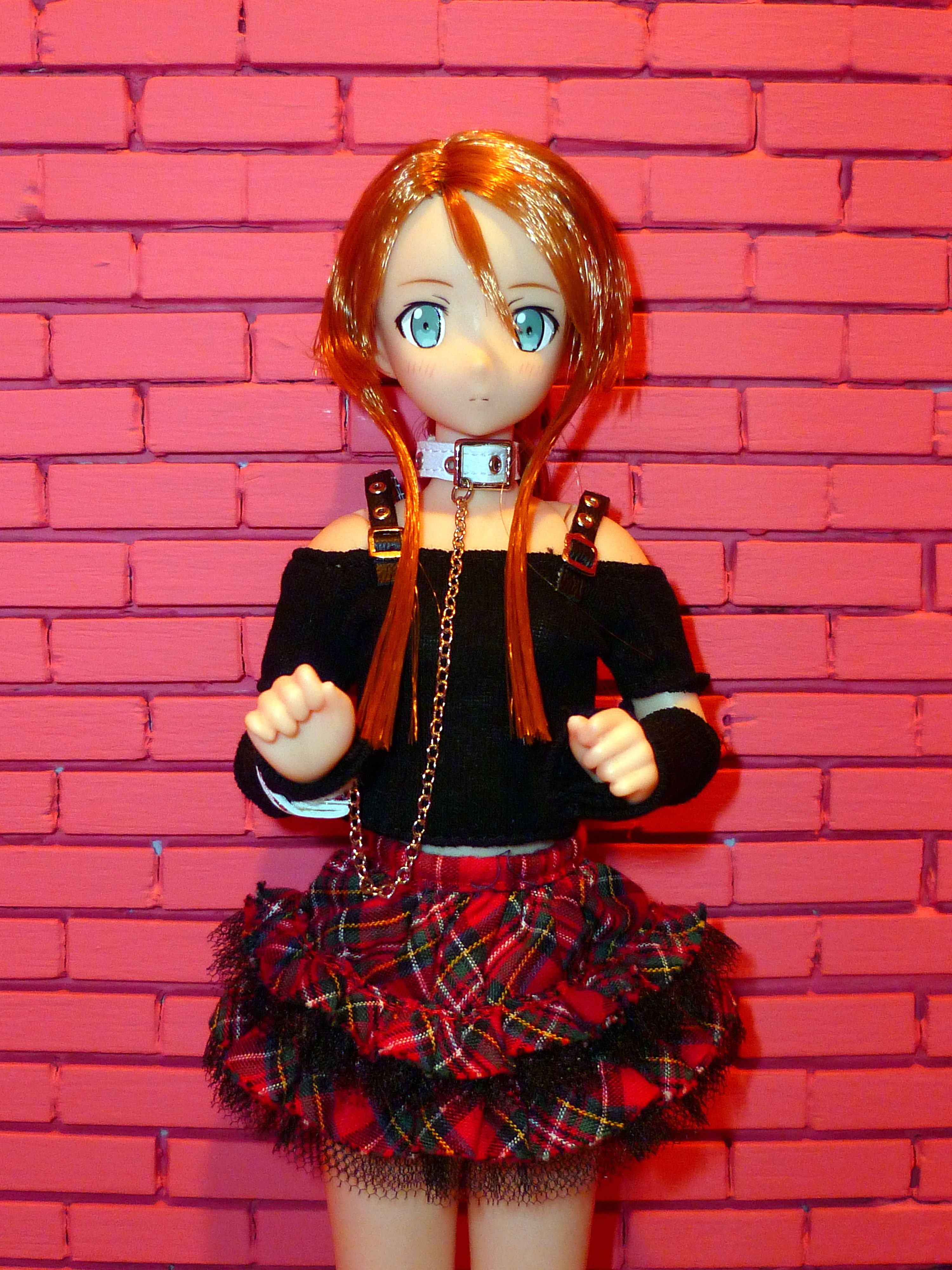 azone pureneemo doll_clothes pureneemo_m_size_costume pureneemo_s_size_costume pureneemo_wickedstyle