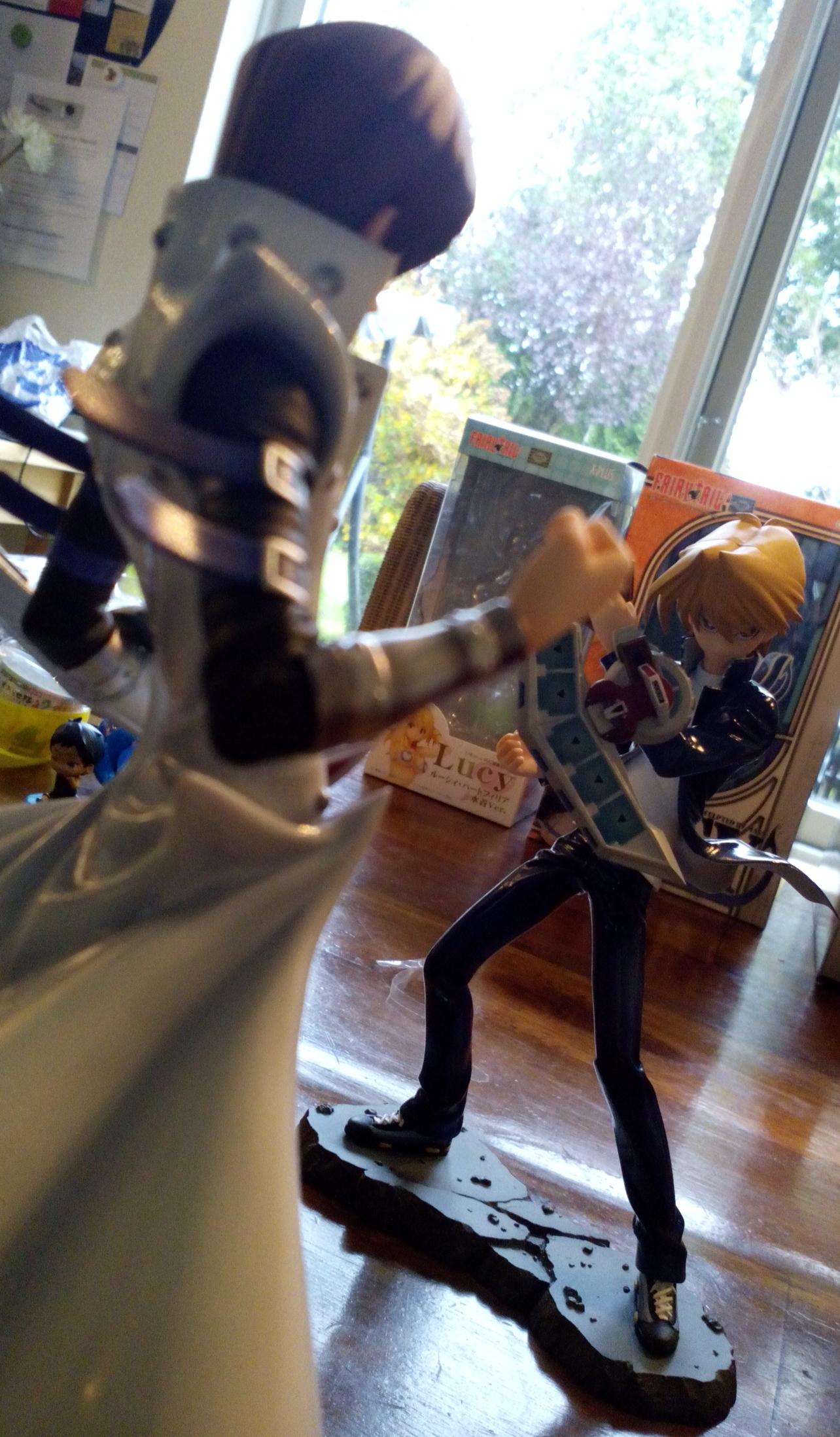 kotobukiya shueisha shirahige_tsukuru kaiba_seto jounouchi_katsuya sagae_hiroshi takahashi_kazuki yu-gi-oh!_duel_monsters artfx_j