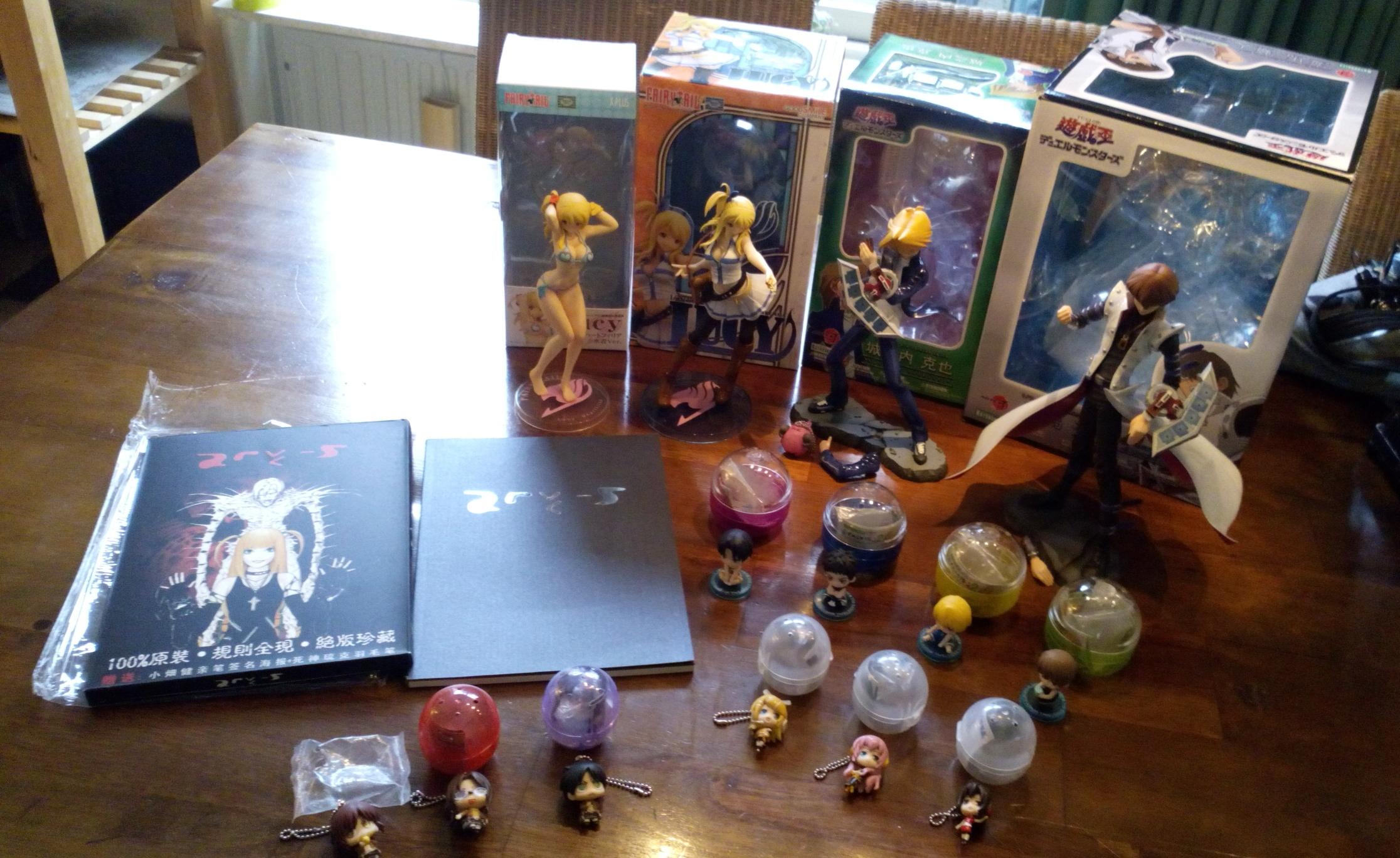 vocaloid kotobukiya sega megurine_luka meiko bandai kagamine_rin swing movic shueisha shirahige_tsukuru takara_tomy_a.r.t.s kaiba_seto jounouchi_katsuya colorfull_collection sagae_hiroshi mascot_key_chain takahashi_kazuki yu-gi-oh!_duel_monsters kuroko_no_basket kise_ryouta artfx_j takao_kazunari kasamatsu_yukio deformed_mini yupon shingeki_no_kyojin sasha_blouse sakurai_ryou hange_zoe deformed_mini_shingeki_no_kyojin_chimi_chara_mascot_2 kuroko_no_basket_suwarase_team_2 shingeki_no_kyojin_chimi_chara_mascot_3 colorfull_collection_-_shingeki_no_kyojin eren_yeager suwarase_team
