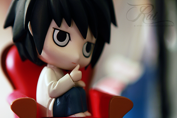nendoroid good_smile_company death_note l abe_takumi
