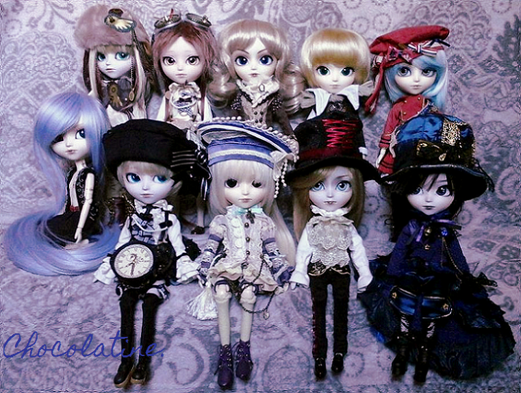 groove cheonsang_cheonha baby_the_stars_shine_bright mitsukazu_mihara index_communications isul alice_and_the_pirates pullip_(line)