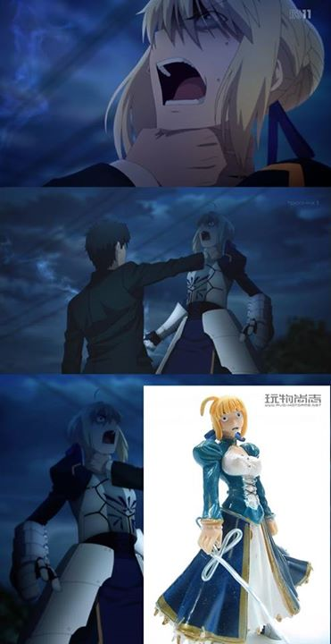 saber type_moon fate/stay_night miyagawa_takeshi clayz