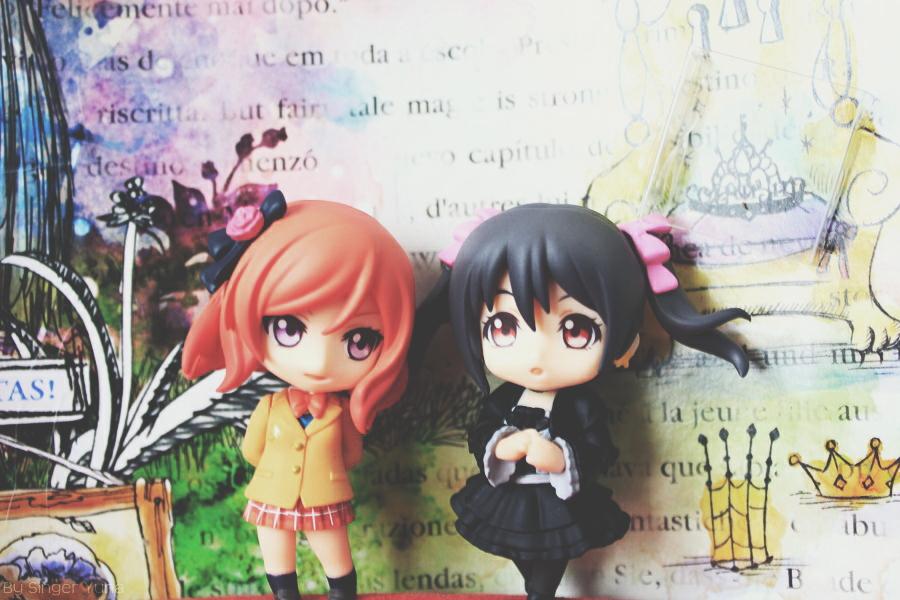 nendoroid_petit good_smile_company love_live!_school_idol_project nishikino_maki yazawa_niko