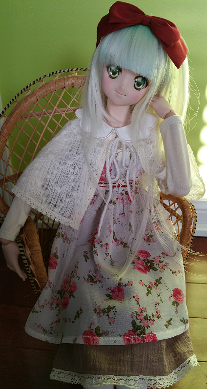 volks dollfie_dream mayu dollfie_dream_sister zoukei-mura doll_clothes image_character la_parsonal_collection_pink_label