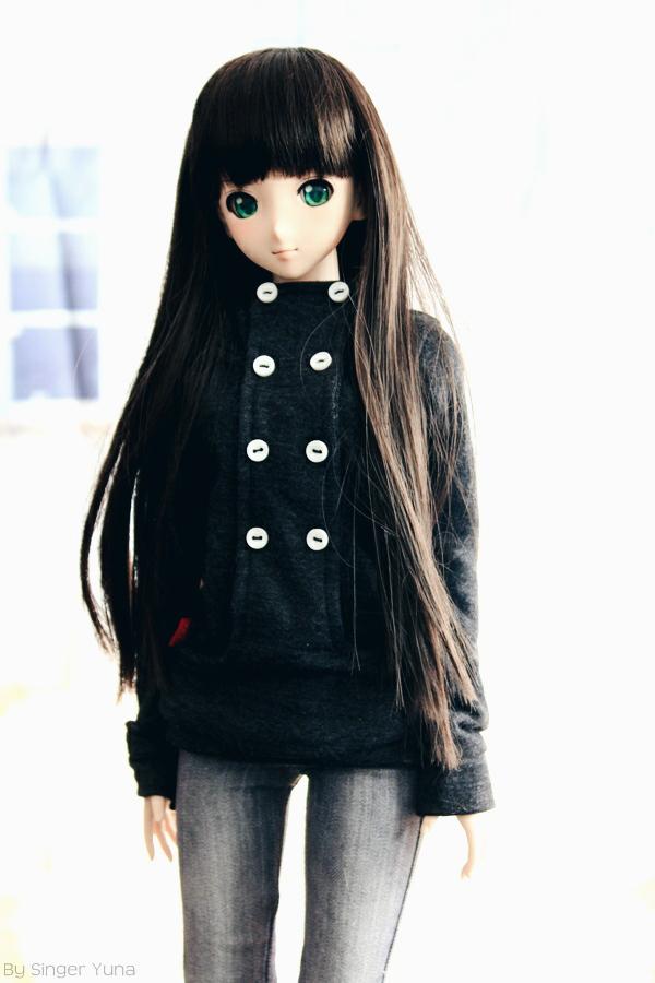 volks dollfie_dream zoukei-mura misaki_serika idolm@ster_cinderella_girls shibuya_rin bandai_namco_games_inc.