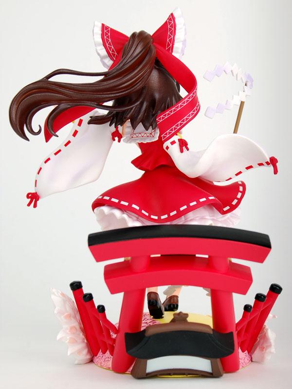 megahouse touhou_project hakurei_reimu fenrir hobby_japan team_shanghai_alice abekoudai chiba_sadoru gensou_hyakkei_~touhou_vignette_series~