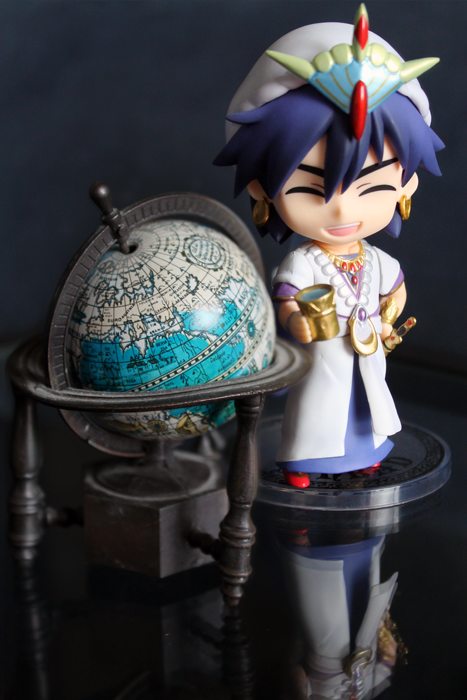 bandai chibi-arts magi_-_labyrinth_of_magic sinbad