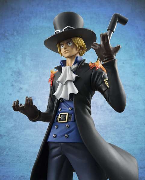 "megahouse one_piece excellent_model oda_eiichiro sabo portrait_of_pirates_""sailing_again"" ishiyama_yuuki pinpoint"