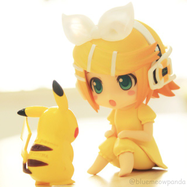 vocaloid pikachu nendoroid pocket_monsters good_smile_company kagamine_rin takara_tomy nendoron crypton_future_media pokemon_monster_collection_m nendoroid_more matsuzawa_yuuta nendoroid_more:_kisekae nendoroid_more:_kisekae_pajama