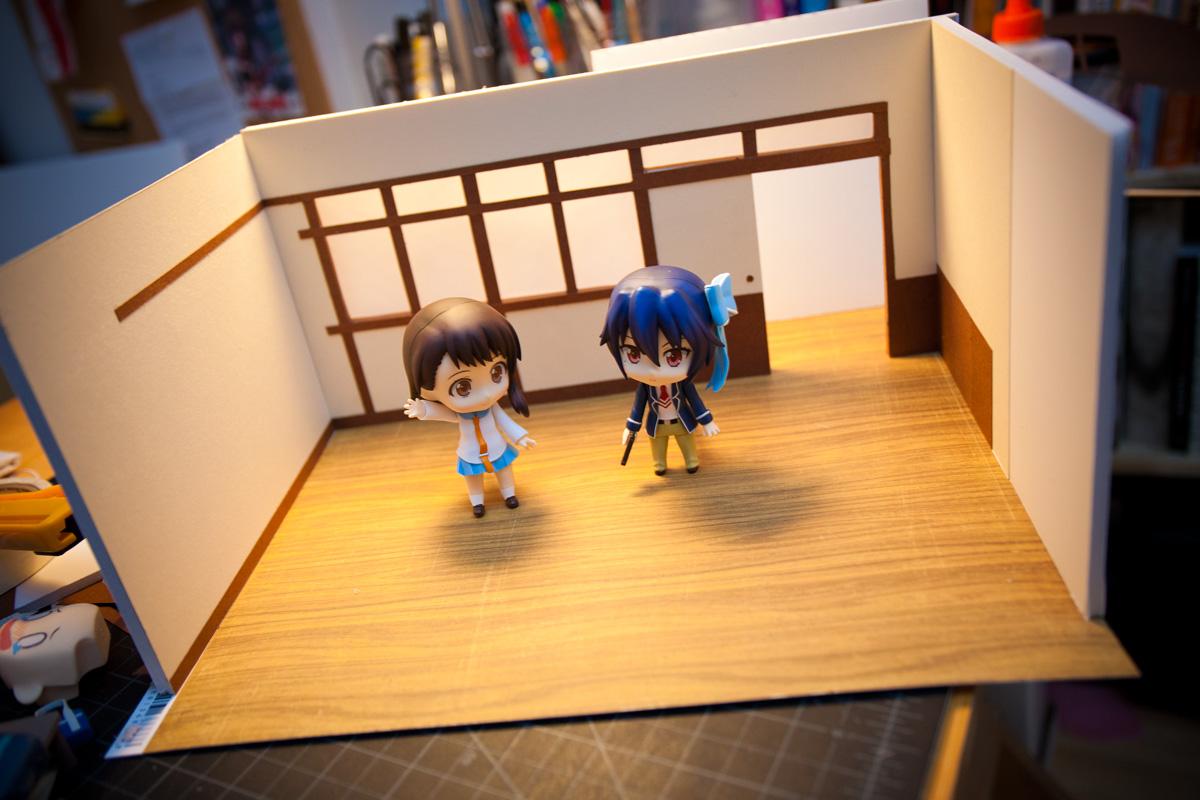 nendoroid good_smile_company shueisha nendoron shichibee nisekoi komi_naoshi onodera_kosaki tsugumi_seishirou