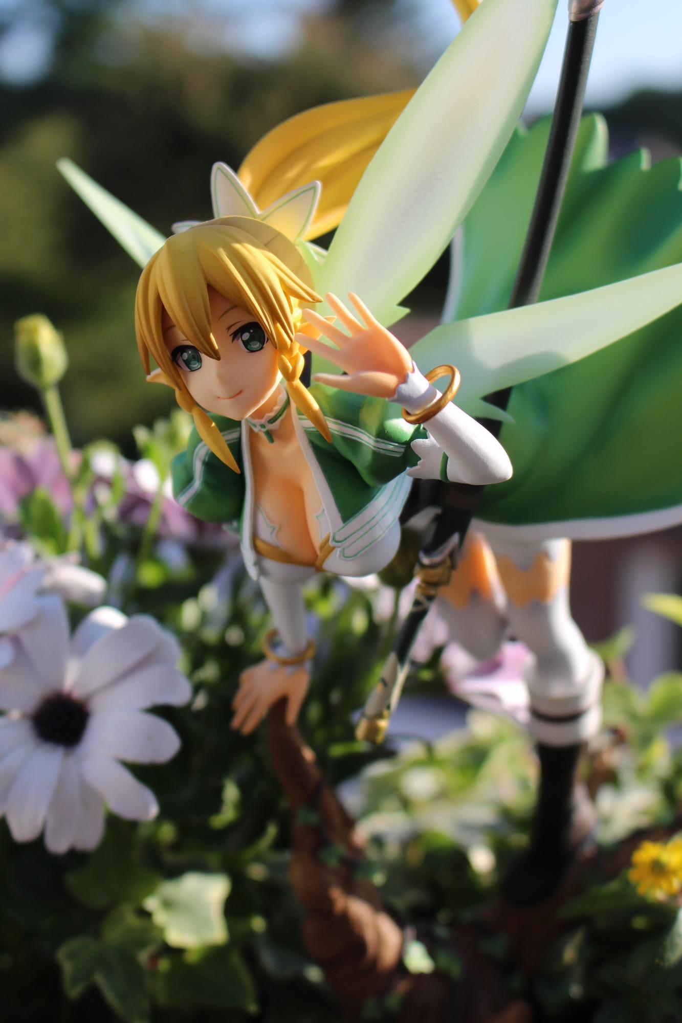 kotobukiya ascii_media_works kojima_shou sword_art_online kawahara_reki leafa