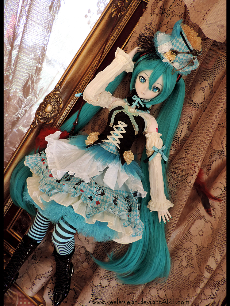 vocaloid volks hatsune_miku dollfie_dream zoukei-mura misaki_serika crypton_future_media ixima