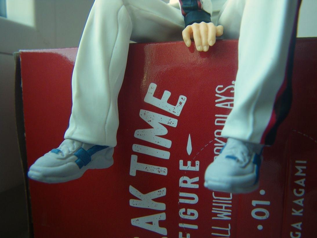 banpresto kuroko_no_basket kuroko_tetsuya break_time_figure