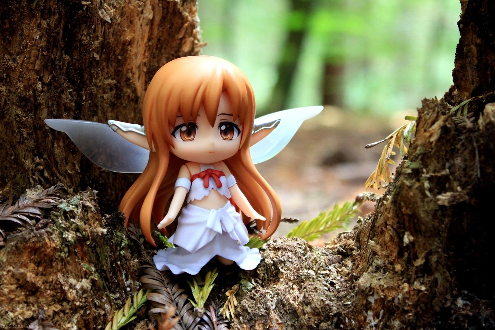 nendoroid good_smile_company asuna ascii_media_works nendoron sword_art_online kawahara_reki shichibee