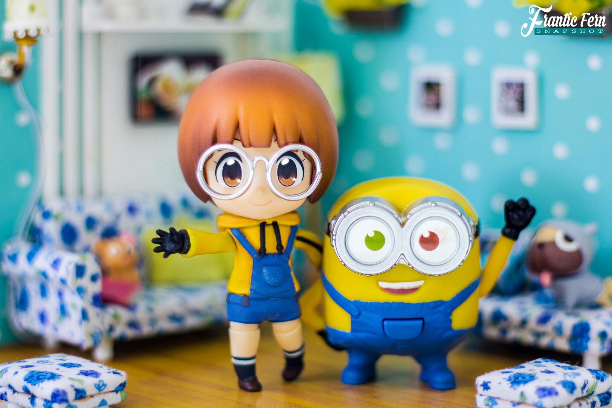 guts nendoroid good_smile_company trigger nendoron jun_(e.v.) nakashima_kazuki kill_la_kill mankanshoku_mako