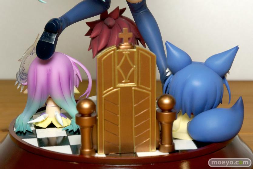 sora shiro phat_company no_game_no_life jibril hatsuse_izuna stephanie_dola maimocchi_(tsuru_no_yakata) abe_koudai