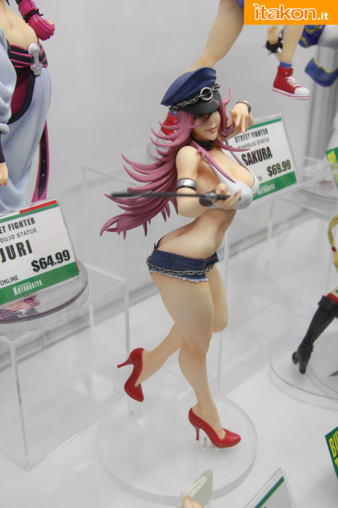 kotobukiya capcom street_fighter poison yamashita_shunya bishoujo_statue street_fighter_x_bishoujo