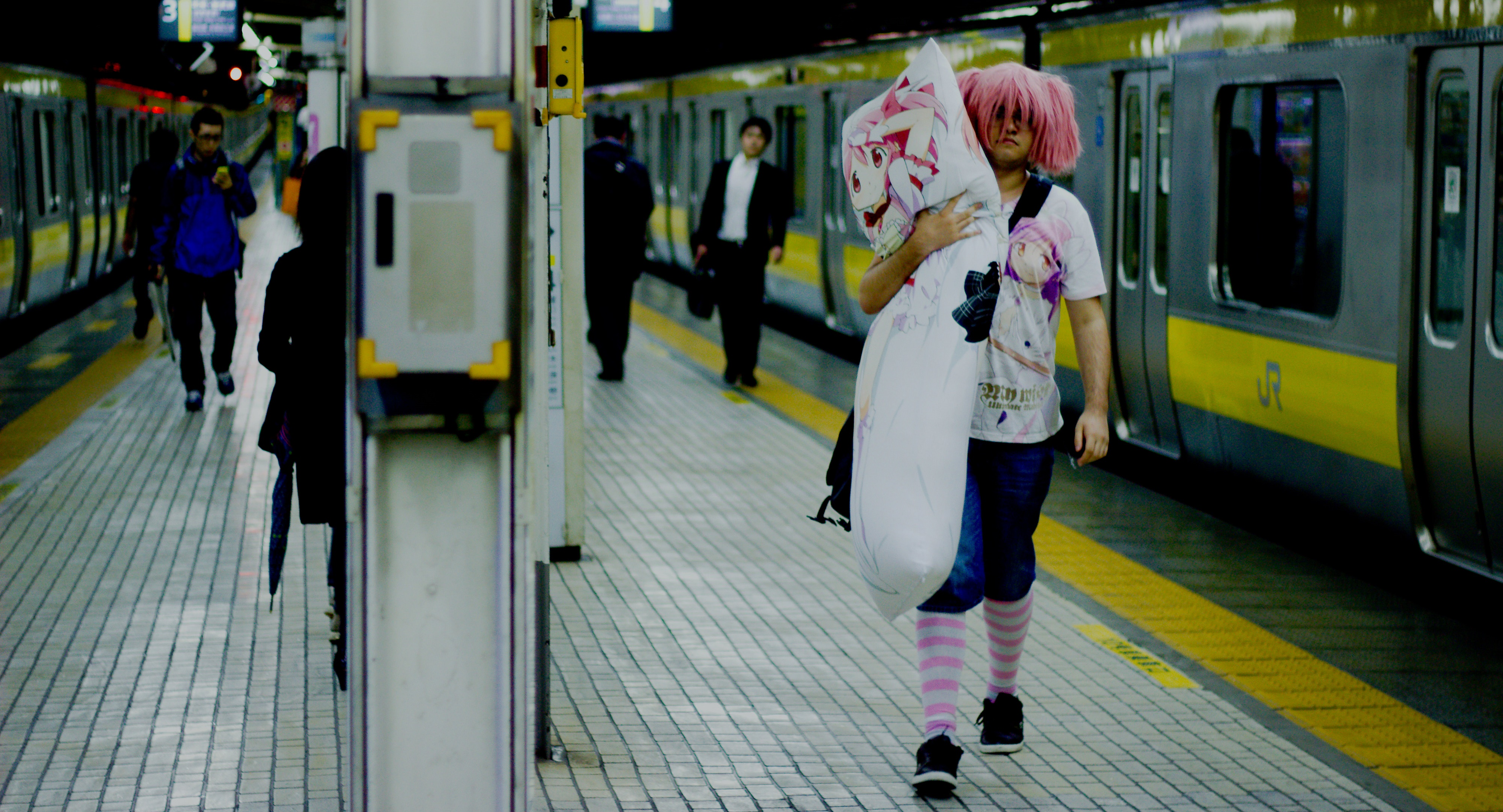t-shirt cospa mahou_shoujo_madoka★magica kaname_madoka dakimakura_cover ultimate_madoka