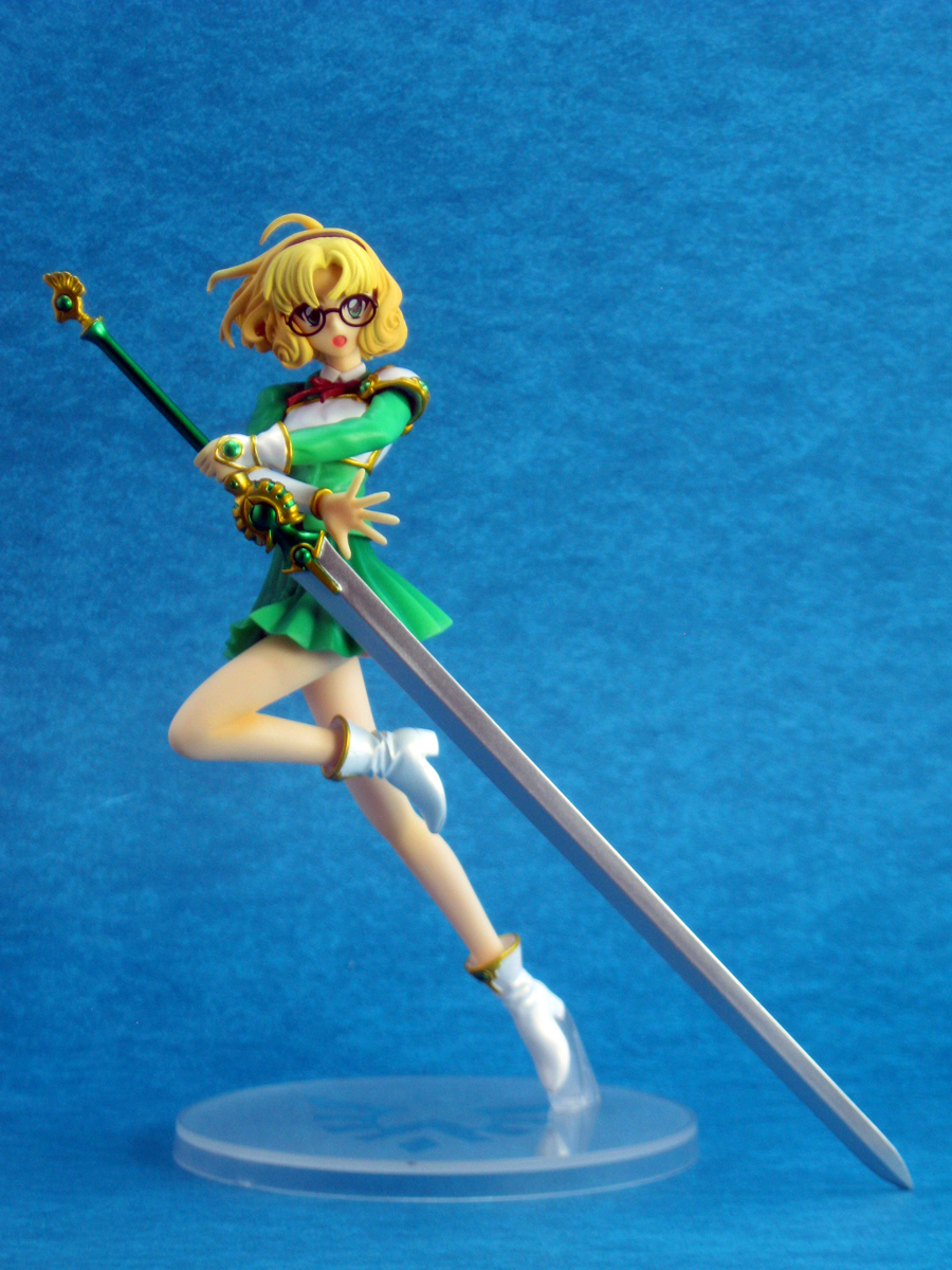 clamp break magic_knight_rayearth hououji_fuu sp_figure
