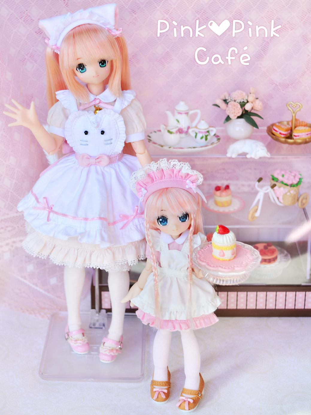 chizuru azone maya mina pureneemo doll_clothes sahra's_à_la_mode pureneemo_s_size_costume picconeemo lil'_fairy erunoe