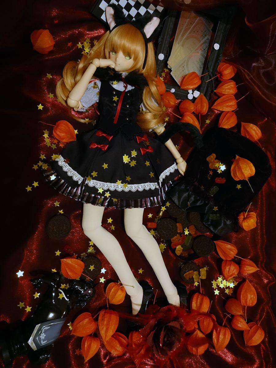volks dollfie_dream dollfie_dream_sister doll_clothes misaki_serika idolm@ster_cinderella_girls honda_mio shoes_boutique designers_collection