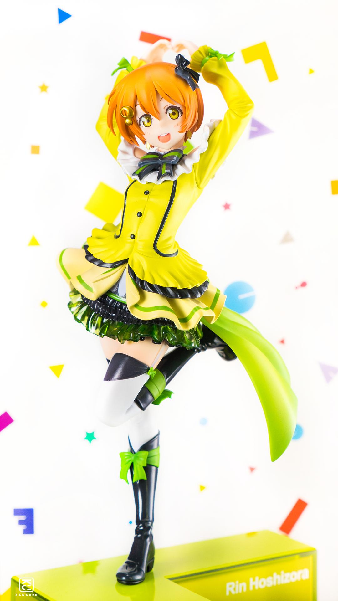 dengeki ascii_media_works kadokawa love_live!_school_idol_project miyajima_katsuyoshi hoshizora_rin deira stronger birthday_figure_project