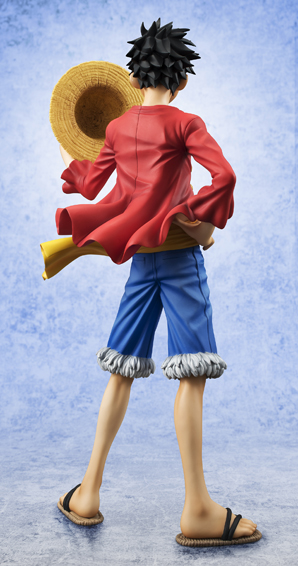 "megahouse one_piece monkey_d._luffy excellent_model shueisha oda_eiichiro toei_animation arai_kyousuke andou_kenji portrait_of_pirates_""sailing_again"" inc. fuji_television_network"