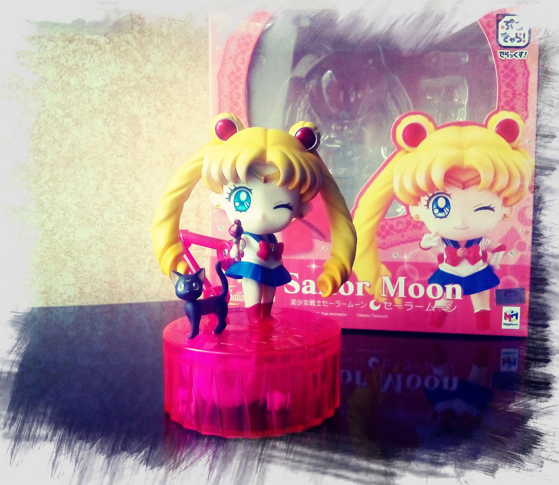 megahouse sailor_moon luna bishoujo_senshi_sailor_moon takeuchi_naoko petit_chara_deluxe! deluxe