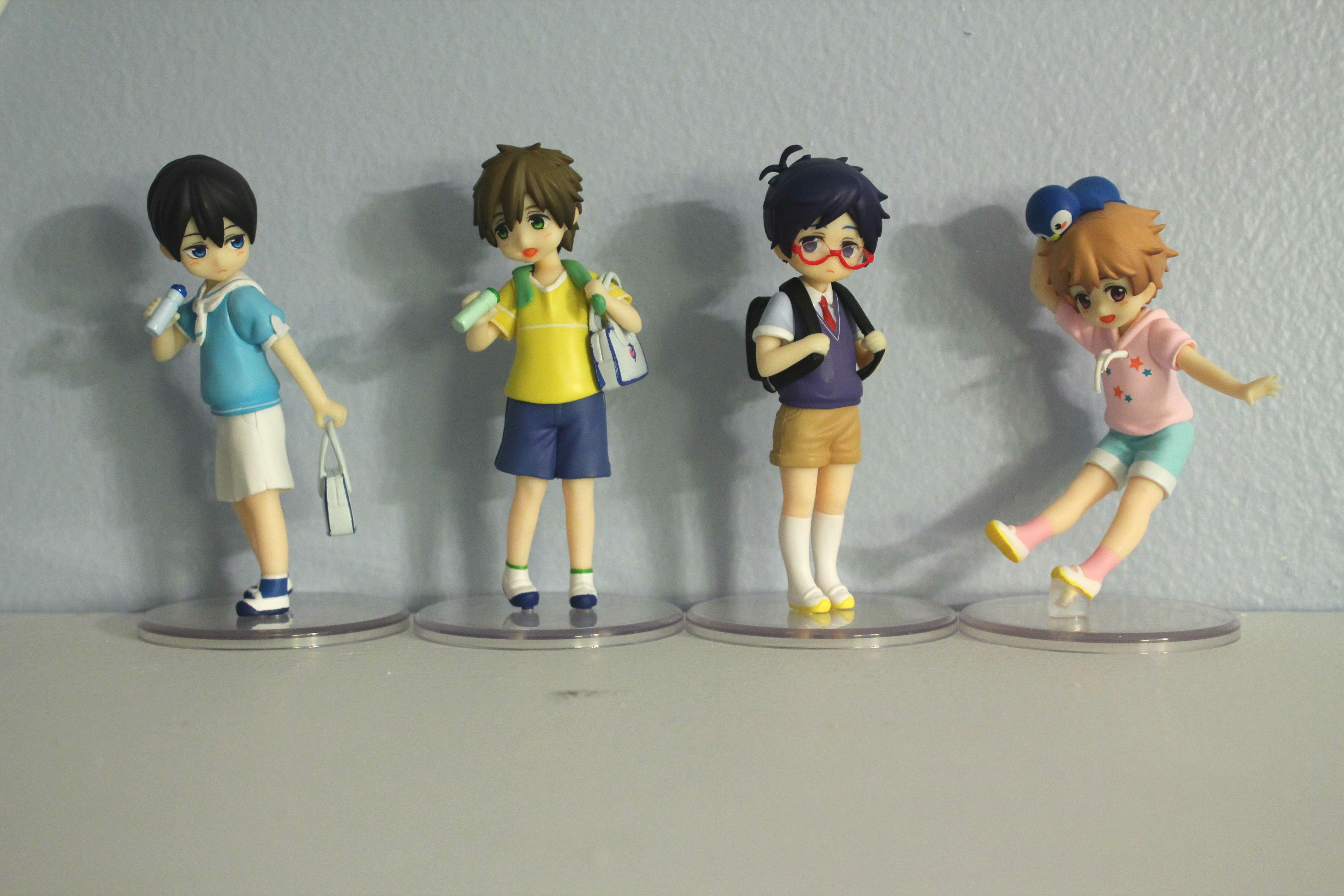 chara-ani toy's_works yamaki chikai yontengo nanase_haruka tachibana_makoto hazuki_nagisa ryuugazaki_rei ooji_kouji free!_-eternal_summer- toy'sworks_collection_yontengo_free!_-eternal_summer-