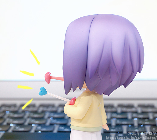 nendoroid good_smile_company nendoron shichibee ichinose_futaba sore_ga_seiyuu!