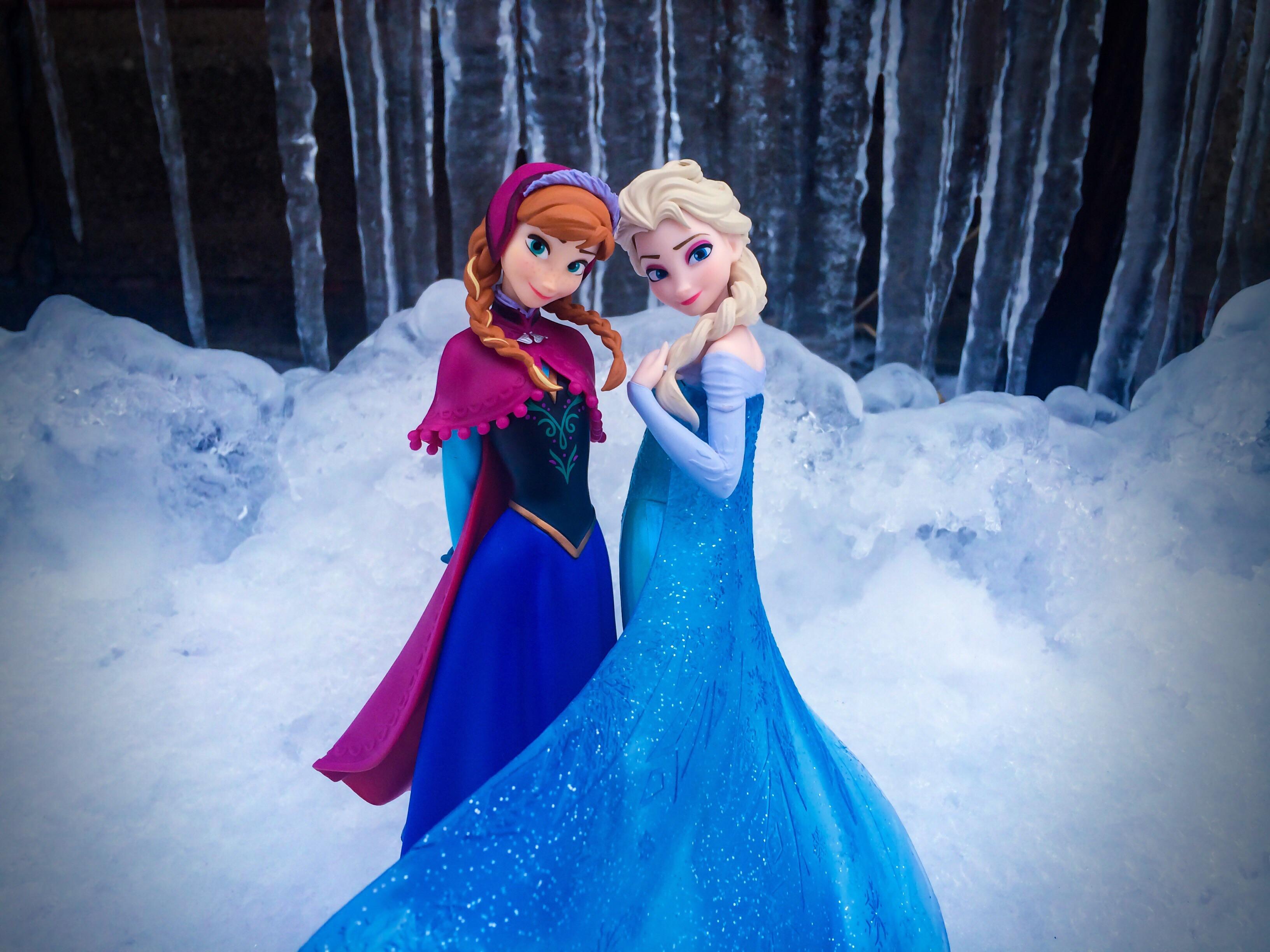sega anna frozen pm_figure the_walt_disney_company elsa sega_disney_prize
