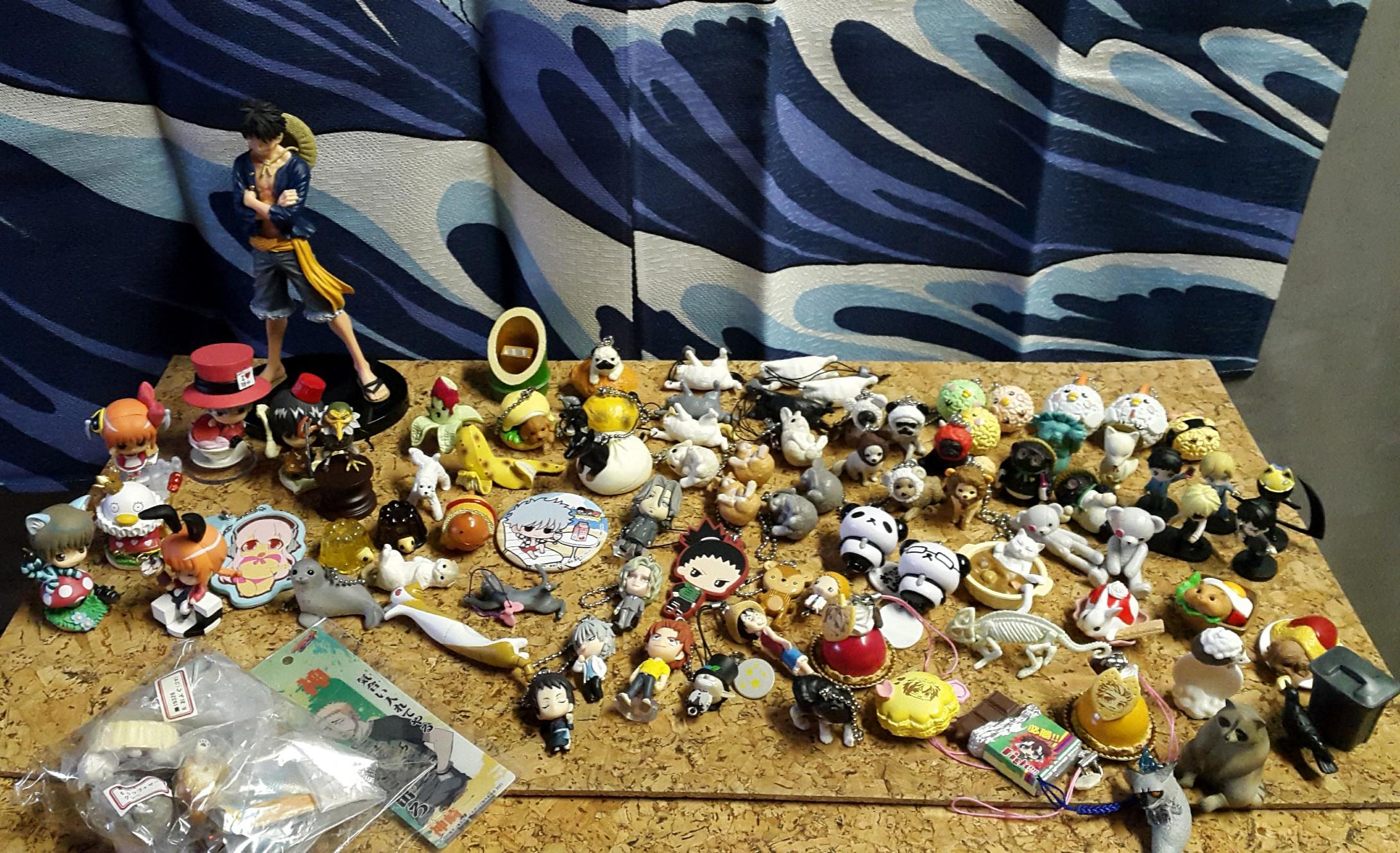 gintama kagura megahouse charm strap one_piece kuroshitsuji banpresto monkey_d._luffy bandai kamui badge orihara_izaya heiwajima_shizuo aoshima celty_sturluson swing d.gray-man ascii_media_works elizabeth movic sakata_gintoki sonico shueisha oda_eiichiro hakuouki_shinsengumi_kitan harada_sanosuke toudou_heisuke nagakura_shinpachi nitro_super_sonic rubber_strap takara_tomy_a.r.t.s hijikata_toushirou tiger_&_bunny toei_animation naruto_shippuuden okita_sougo petit_chara_land beelzebub ryuugamine_mikado kida_masaomi nara_shikamaru shimura_shinpachi shimura_otae charamate d.gray-man_chara_mate sennen_hakushaku reever_wenham kondou_isami lau toujou_hidetora kishimoto_masashi narita_ryougo yuri_petrov sorachi_hideaki inc. kuroko_no_basket tiger_&_bunny_real_face_swing_2 deformed_mini hakuouki_ssl_~sweet_school_life~ ishida_sui tokyo_ghoul fuji_television_network super_sonico_w_rubber_mascot_chiratto hakuouki_ssl_white_day_sweets_collection kuroshitsuji_phantom_swing one_piece_hasamare_strap yomo_renji durarara!!x2 haizaki_shougo fortune_badge tokyo_ghoul_sd_figure_swing_collection fortune_badge_-_gintama_yorozuya_calendar_uranai_hen naruto_capsule_rubber_mascot petit_chara_land_gintama_fushigi_no_kuni_no_gintama-san_jounetsu_no_red_rouge jeans_freak kuroko_no_basket_swing_off_shot_edition_3 deformed_mini_beelzebub desktop_figure durarara!!×2__desktop_figure
