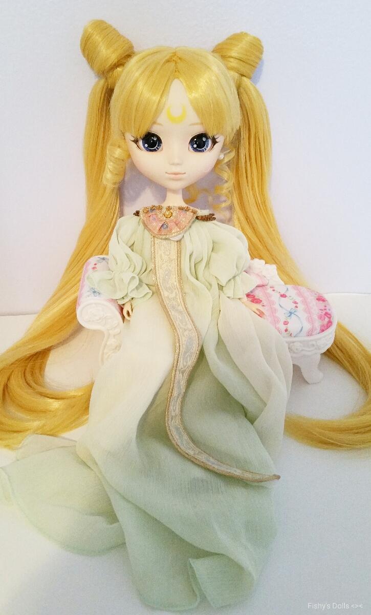 pullip princess_serenity bishoujo_senshi_sailor_moon takeuchi_naoko groove cheonsang_cheonha pullip_(line)