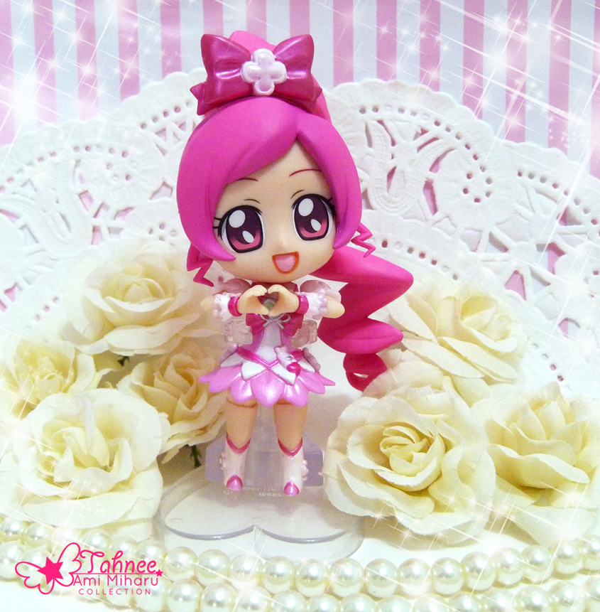 bandai precure heartcatch_precure! cure_blossom chibi-arts