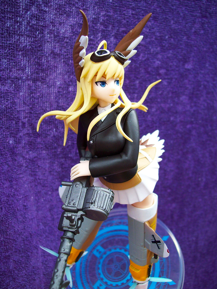 sega strike_witches_2 pm_figure hanna-justina_marseille