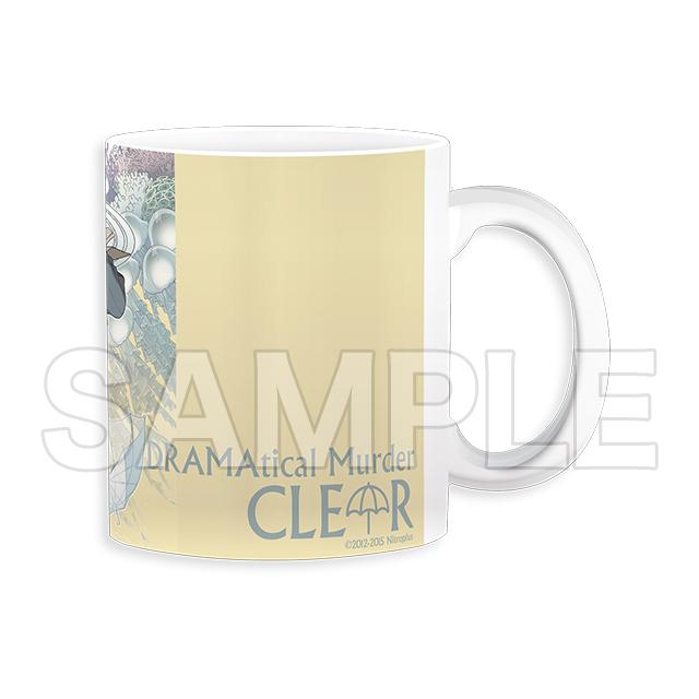 gift mug clear dramatical_murder honyarara dramatical_murder_re:connect dramatical_murder_in_space_caiman