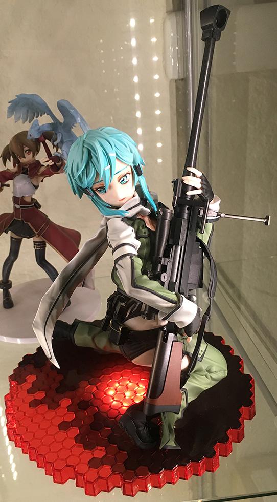 freeing dengeki ascii_media_works kuramoto_ikuma embrace_japan azusa_rei sword_art_online silica kawahara_reki pina sinon sword_art_online_ii