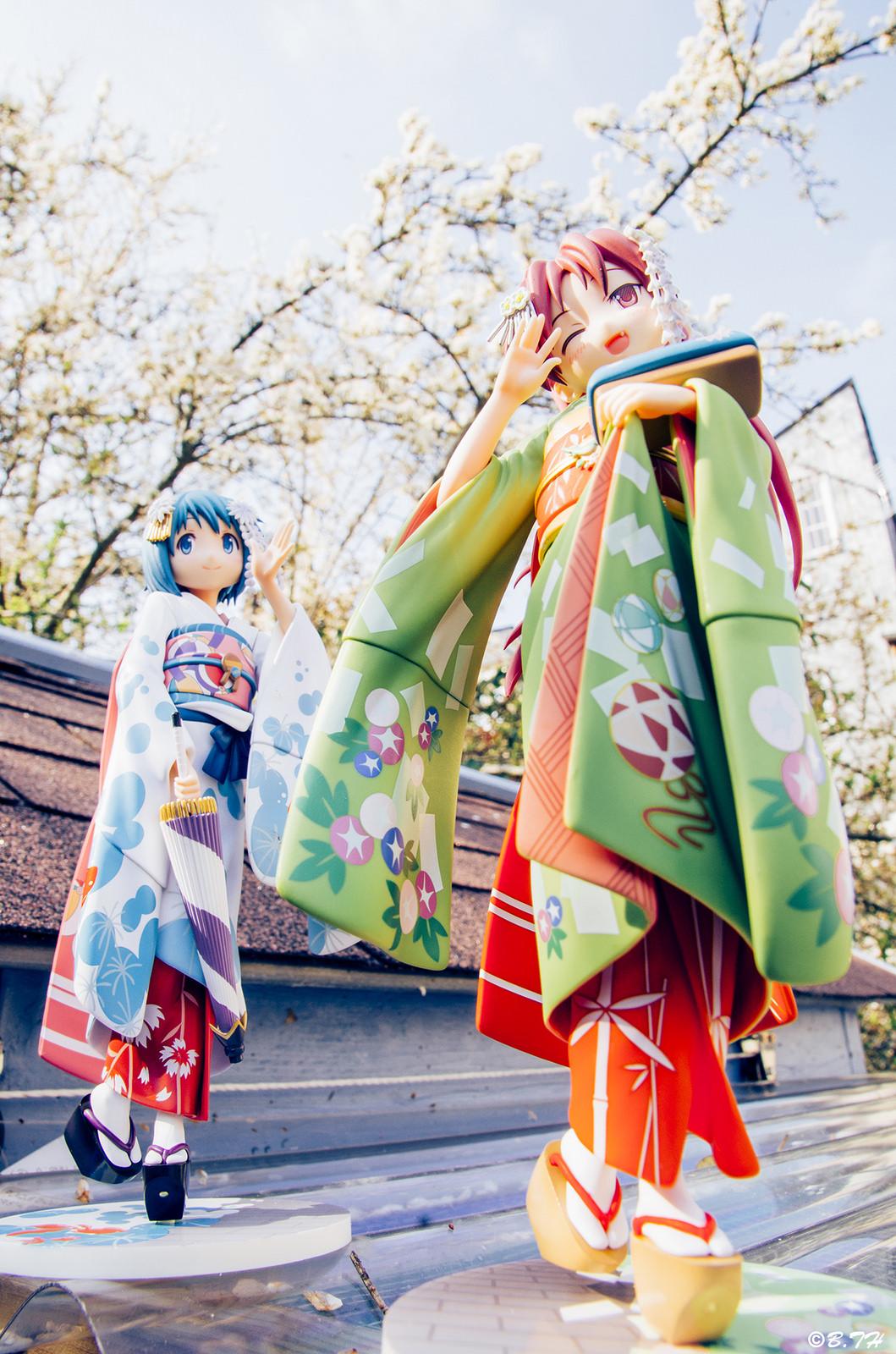 aniplex miki_sayaka sakura_kyouko miyajima_katsuyoshi gekijouban_mahou_shoujo_madoka★magica stronger