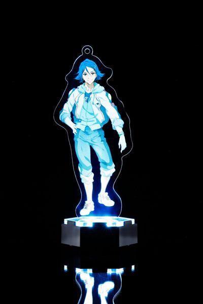 bandai acrylic_stand acrylic_keychain macross_delta standing_acrylic_keychain hayate_immelmann