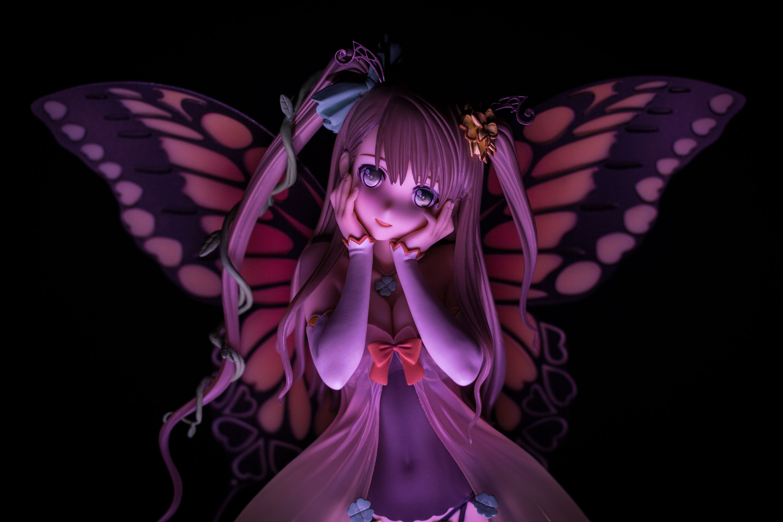 kotobukiya tony_taka original_character migizou 4-leaves tony's_heroine_collection